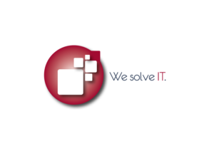 We solve IT logo